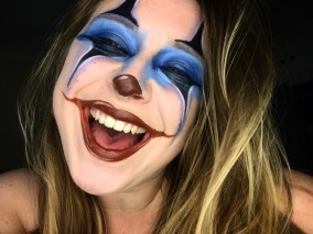 Clown Face Paint