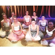 Ballet Show Makeup